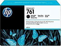 HP 761 400-ML Matte Black Designjet Ink [並行輸入品]