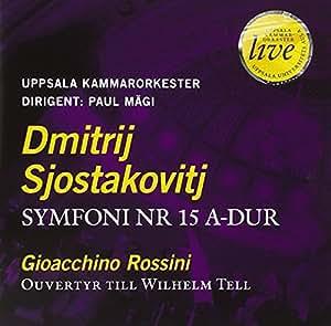 Uppsala Kammarorkester Live