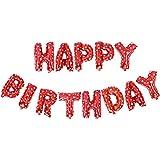 【Liroyal】 とても良い大HAPPY BIRTHDAY 気球 誕生日 結婚式 パーティー