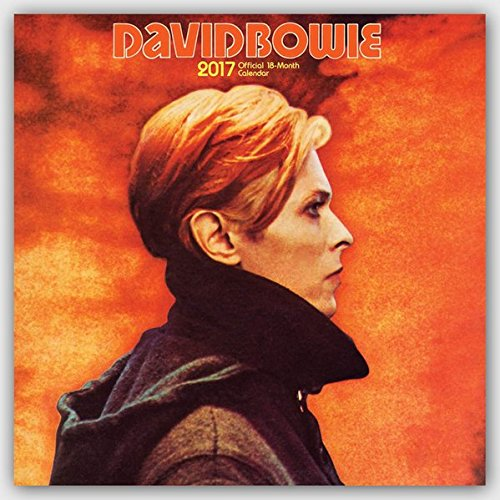 David Bowie 2017 Calendar (Square Wall)