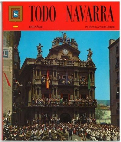 スペイン製 ガイドブック ナバラ のすべて TODO NAV...
