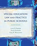 Special Education Law and Practice in Public Schools