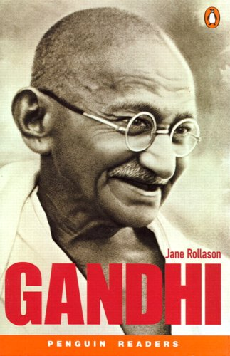 *GANDHI                            PGRN2 (Penguin Readers: Level 2)の詳細を見る