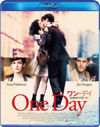 ワン・デイ 23年のラブストーリー [Blu-ray]の詳細を見る