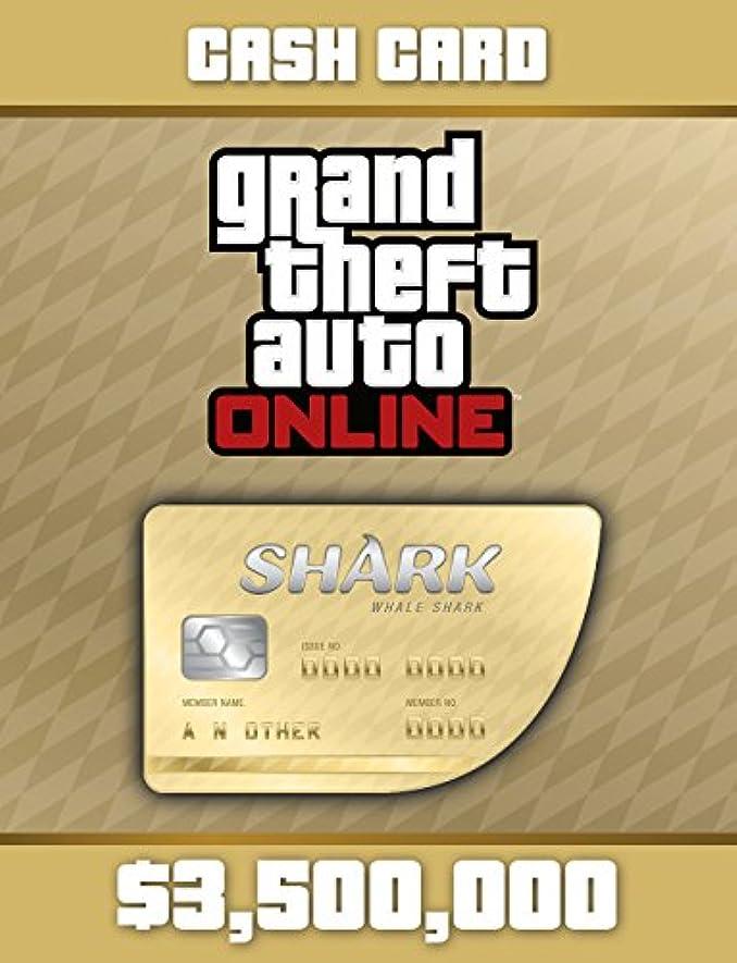 ロードされたブリード例示するGrand Theft Auto Online: Whale Shark Cash Card (GTAマネー $3,500,000) 【Windows版】 [オンラインコード]