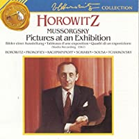 Mussorgsky: Pictures At An Exhibition by Vladimir Horowitz (2004-09-22)