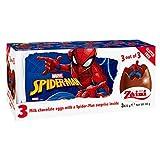 スパイダーマン チョコレートエッグ 3個入り