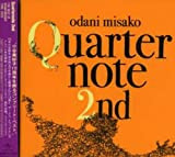 Quarternote 2nd-THE BEST OF ODANI MISAKO 1996-2003- 画像