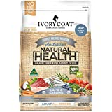 Ivory Coat Adult and Senior Lamb & Sardine 2kg Grain Free Dog Food