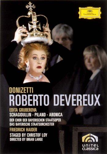 ドニゼッティ:歌劇《ロベルト・デヴリュー》 [DVD]