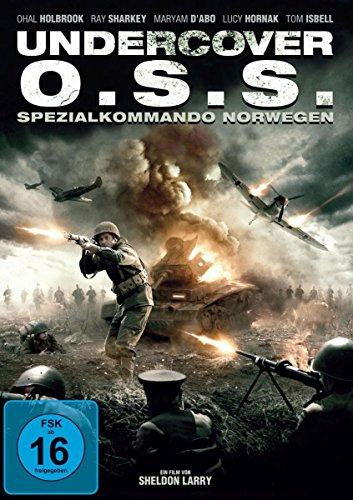 UNDERCOVER O.S.S [DVD]