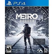 Metro Exodus for PlayStation 4