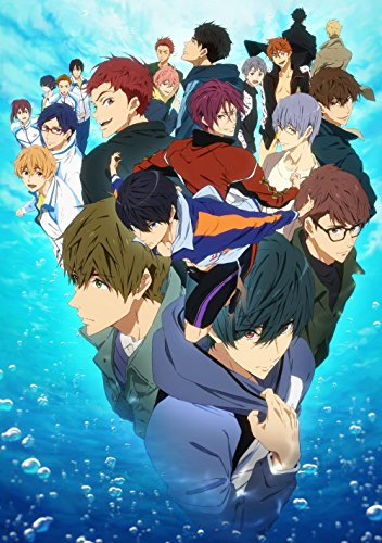 Free! -Dive to the Future- 4 [DVD]