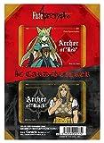 Fate/Apocrypha 赤のアーチャー/黒のアーチャー ICカードステッカー 3 2種セット、各種1枚