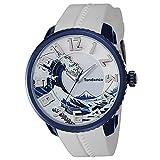 [Tendence] 腕時計 ジャパンアイコニックアルテック TY143102 ホワイト