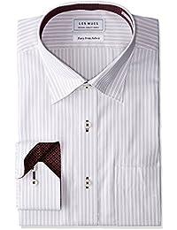 [アオキ] 【シャツ】形態安定 デザインシャツ 選べるバリエーション KIR73001-2 メンズ