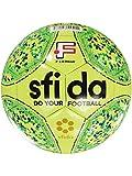sfida(スフィーダ) フットサル ボール JFA 検定球 Fリーグ 公式 試合球 シームレス 製法 グリップ インフィニート 2 プロ ドット 水玉 INFINITO II PRO BSF-IN11 LIME 4号(中学生以上) 一般 プロ