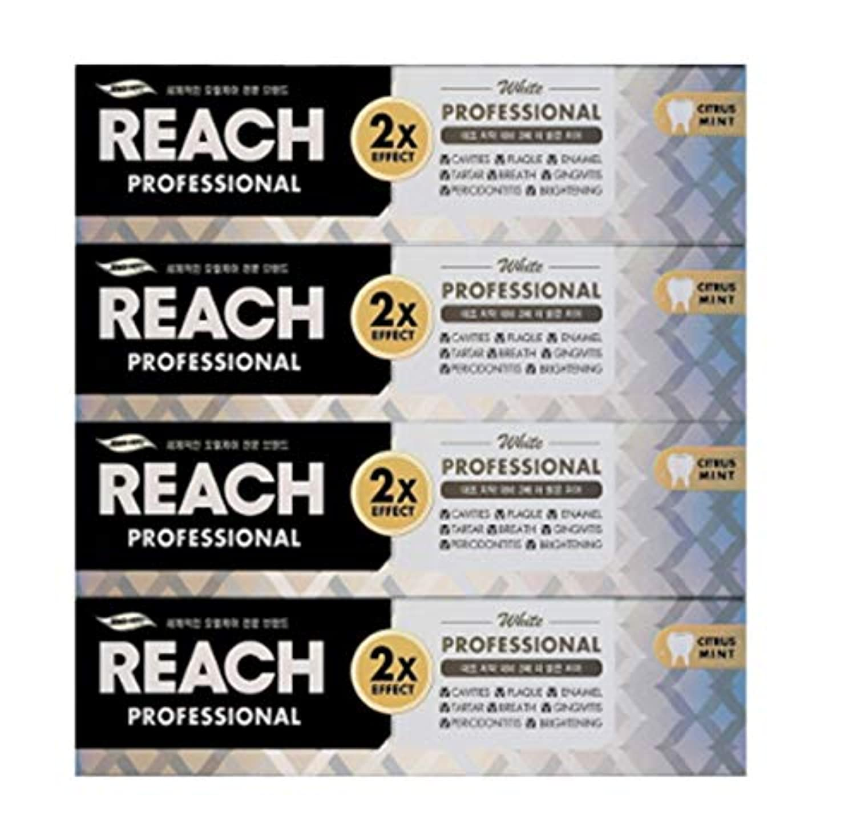 [LG生活と健康] LG Rich Professional toothpaste whiteningリッチ、プロフェッショナル歯磨き粉ホワイトニング120g*4つの(海外直送品)