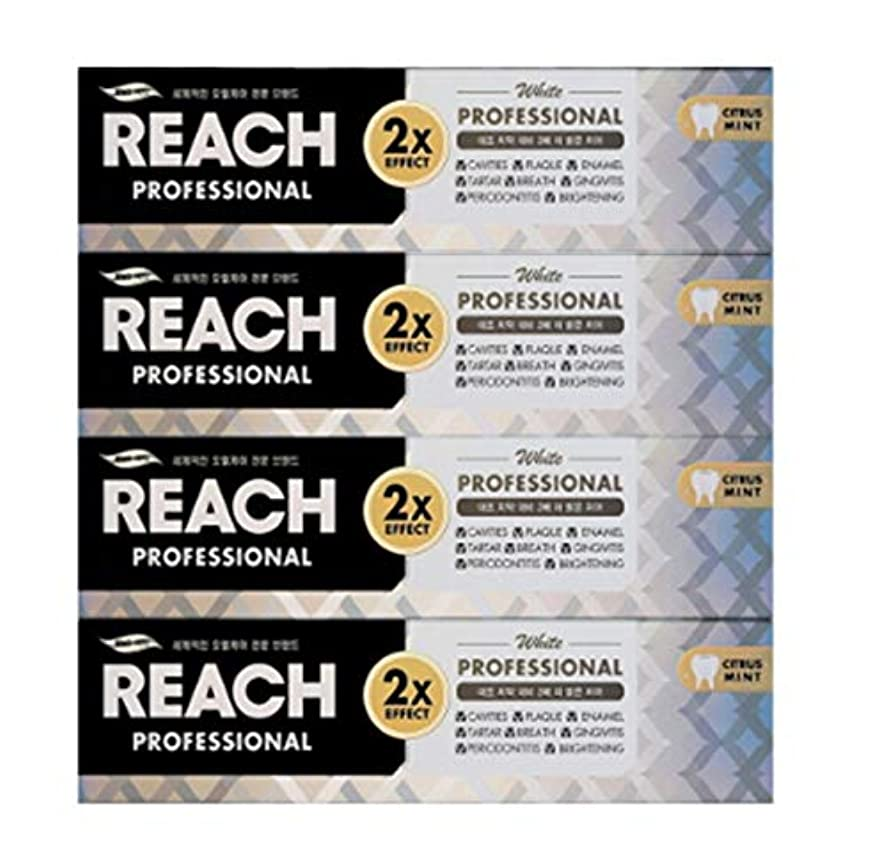 住む動機付けるスキャン[LG生活と健康] LG Rich Professional toothpaste whiteningリッチ、プロフェッショナル歯磨き粉ホワイトニング120g*4つの(海外直送品)