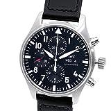 [インターナショナル・ウォッチ・カンパニー]IWC 腕時計 パイロットウォッチクロノ自動巻き IW377709 メンズ 中古