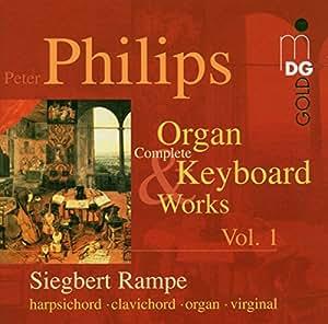 Complete Organ & Keyboard Works 1