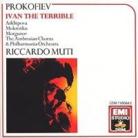 Prokofiev;Ivan the Terrible