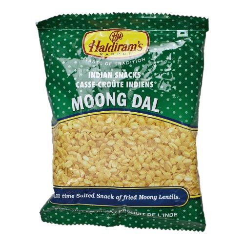 インド ムングダール 150g 3袋 Haldiram's MOONG DAL ナムキン ナムキーン Namkeen スナック菓子 おつまみ 珍味