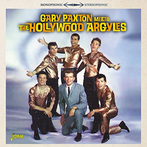 Gary Paxton Meets The Hollywood Argyles