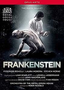 英国ロイヤル・バレエ《フランケンシュタイン》[DVD]