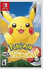 Pokemon Let's Go Pikachu (輸入版:北米) - Switch
