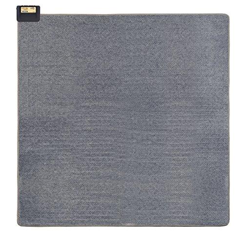 LIFEJOY 軽くて丈夫 日本製 電気カーペット 2畳 (176×176cm) JCU201