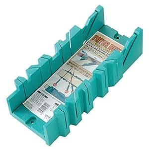 SK11(エスケー11) 鋸切断ガイド マイターボックス 108407 2×4材用