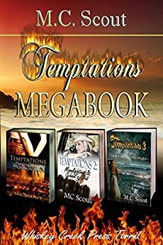 Temptations Megabook by [Scout,  M C.]