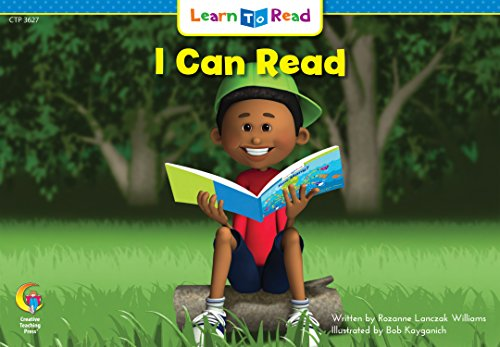 I Can Read (Emergent Reader Books Series)の詳細を見る