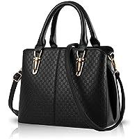 Tisdaini レディース手提げバッグ新商品斜めがけバッグ大容量ショルダーレトロ女性用バッグ財布シ