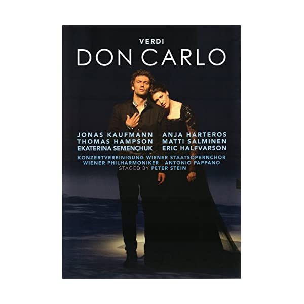 Verdi: Don Carlo [DVD] [...の商品画像