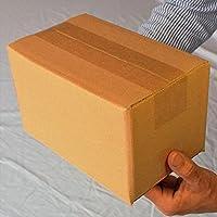 日本製無地50サイズダンボール箱 40枚セット 段ボール箱 50 通販用 雑貨用