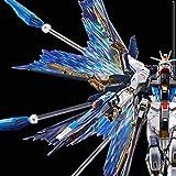 """機動戦士ガンダムSEED Destiny RG 1/144 ストライクフリーダムガンダム用 拡張エフェクトユニット""""天空の翼"""