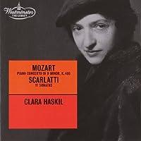 Mozart: Piano Concerto in D Minor, K. 466, Scarlatti: 11 Sonatas (2001-06-12)