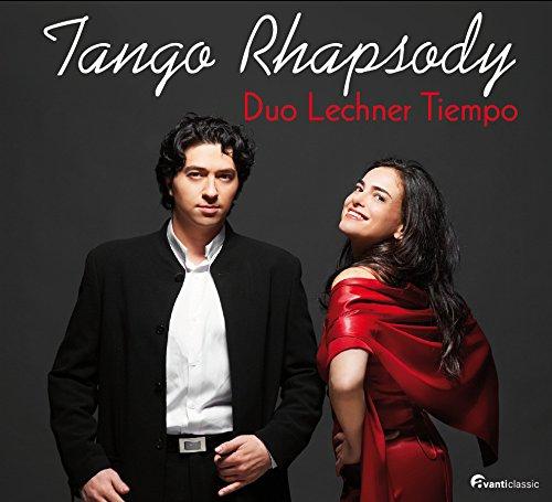 タンゴ・ラプソディー (Tango Rhapsody / Duo Lechner Tiempo) [SACD Hybrid + Bonus DVD(PAL)] [輸入盤]