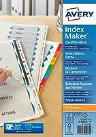IDXMAKER DIV 5PT UNPCHD WHT L7416-5M FPC
