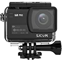 SJCAM SJ8 PRO 4K 60fps スポーツカメラ (追加電池*1) Ultra/Full HD 日本語マニュアル同梱 手ぶれ補正機能 170°超広角レンズ Retina IPS タッチスクリーン APPコントロール アクションカメラ【Big Box版】
