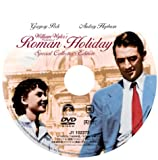 ローマの休日 製作50周年記念 デジタル・ニューマスター版 (初回生産限定版) [DVD] 画像