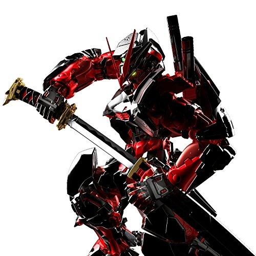 ハイレゾリューションモデル 機動戦士ガンダムSEED ASTRAY ガンダムアストレイレッドフレーム 1/100スケール 色分け済みプラモデル