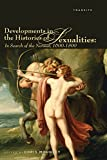 Developments in the Histories of Sexualities: In Search of the Normal, 1600-1800 (Transits: Literature, Thought & Culture 1650-1850)