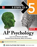 5 Steps to a 5: AP Psychology 2019 (5 Steps to A 5 on the Advanced Placement Examinations)【洋書】 [並行輸入品]
