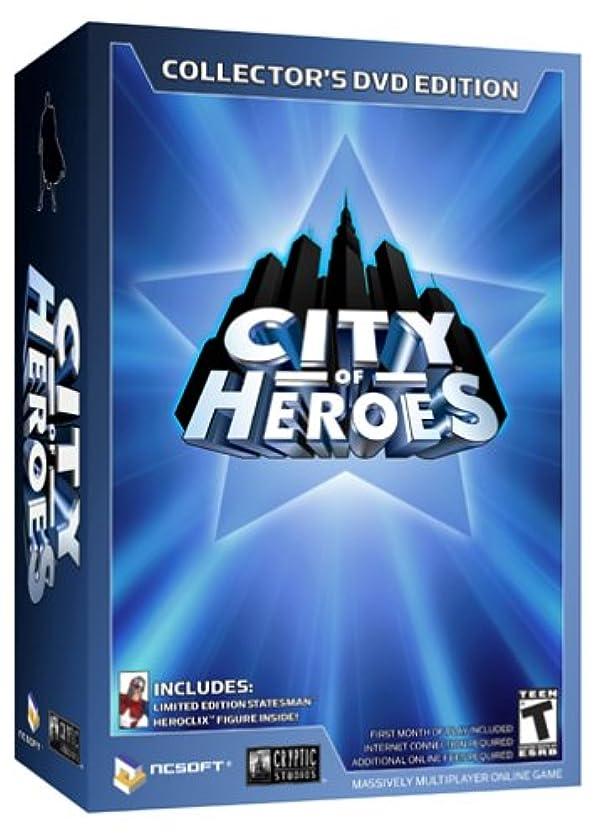 のり鰐正しくCity of Heroes Collector's DVD Edition (輸入版)