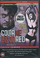 Color Me Blood Red [DVD] [Import]