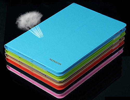 iPad Air2素材フリップ型ケース!蘇梅の恋 星5色の多彩なスタイル 〜アップル iPad Air2 case〜5 colors〜 (iPad Air2, オレンジ)