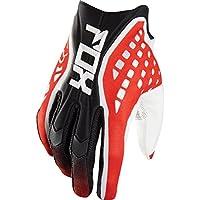 Fox Racing Flexair Raceメンズオフロードバイク手袋–レッド 2X-Large レッド 10765-003-S